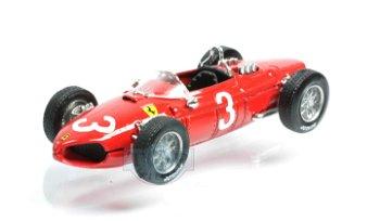 Modellauto:Ferrari 156 mit # 3(Brumm, 1:43)