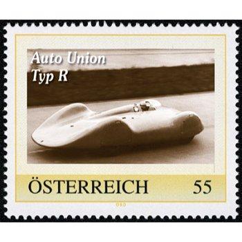 """Meine Marke """"Rennsport-Legenden: Auto Union Typ R"""", Österreich"""