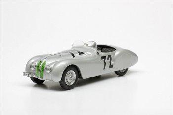Modellauto:BMW 328 Roadster - Mille Miglia 1940 -mit # 72(Schuco, 1:43)