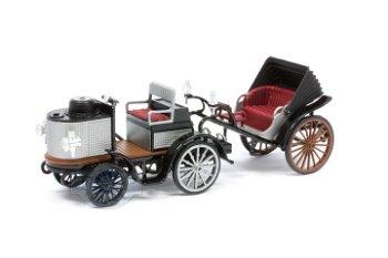 Modellauto:De Dion-Bouton von 1894(Rio, 1:43)