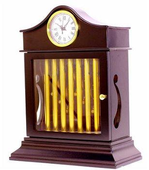 Große Glocken Uhr(Mr. Christmas)