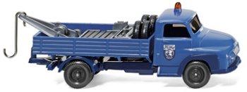 Modell-LKW:Ford 2500 - Werkstattwagen -(Wiking, 1:87)