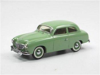 Modellauto:Goliath GP 700 E Limousine, grün(Budig, 1:43)