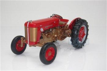 Modell-Traktor:Massey-Harris MH 50 von 1956(Universal Hobbies, 1:16)
