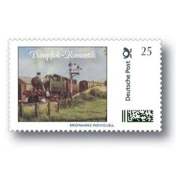 Steam locomotive Romantik´6 - brand individually mint never hinged, Germany