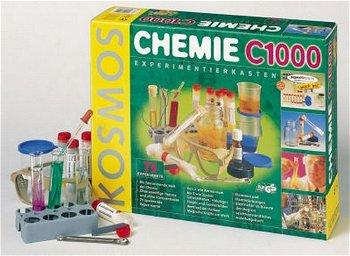 Chemie C 100 - Experimentierkasten(Kosmos)