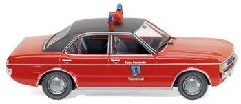 """Ford Granada """"Feuerwehr"""" von 1979(Wiking, 1:87)"""