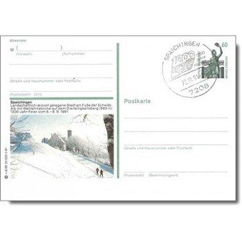 7208 Spaichingen - picture postcard