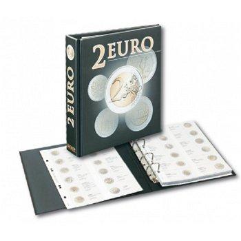 Publica M2, Lindner 2 Euro Vordruckalbum, LI 3535M