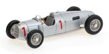 Modellauto:Auto Union Typ B- German GP 1935 -Fahrer: Stuck(Minichmaps, 1:43)