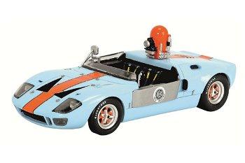 Modellauto:Ford GT 40 LE MANS Kamerawagen(Schuco/PRO.R43, 1:43)
