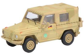 Militaria-Modell:MB Wolf G, flecktarn, - ISAF -(Schuco, 1:87)