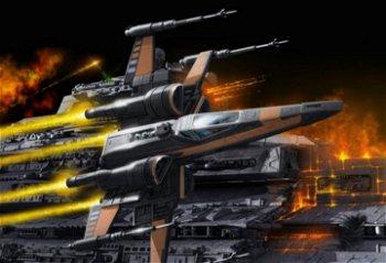 Bausatz:Poe`s X-Wing FighterStar Wars - Episode VII(Revell, 1:78)