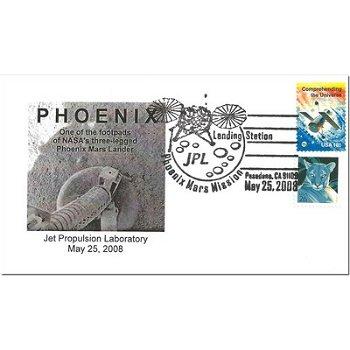 Phoenix Marslanders - Sonderbeleg, USA