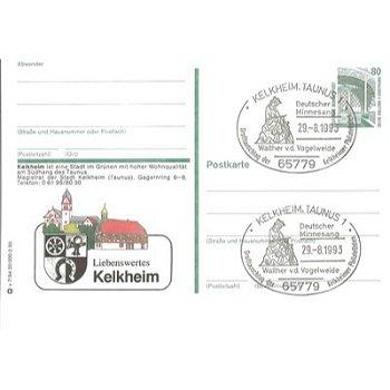 "6233 Kelkheim - Bildpostkarte ""Taunus"""