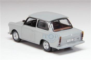 Modellauto:Trabant 601, grau(IST Models, 1:43)