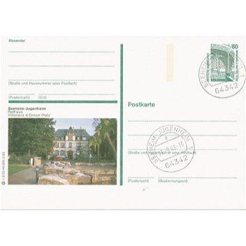6104 Seeheim-Jugenheim - Bildpostkarte