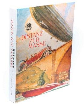 Buch:Distanz zur Masse - Maybach -(Hermann E.Sieger Verlag)