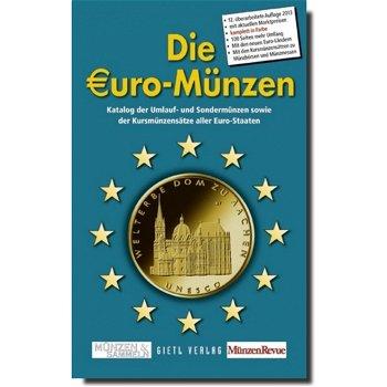 Der Euro-Münzen-Katalog 2012/2013 - 12. Auflage (in Farbe), Gietl Verlag