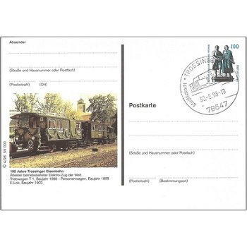 7218 Trossingen - Bildpostkarte