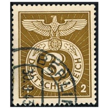 Sonderstempel - Briefmarke, Katalog-Nr. 830, gestempelt, Deutsches Reich