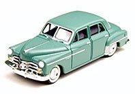 Modellauto:Dodge Meadowbrook Sedan von 1950(Classic Metal Woks, 1:87)