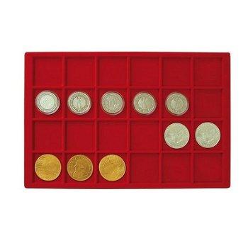 Lindner Tableau für 24 Münzen, Li 2329-24