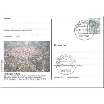 8860 Nördlingen - Bildpostkarte
