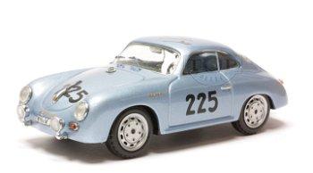 """Porsche 356 A Carrera GT """"V2"""" - handsigniert von Paul Ernst Strähle (1927-2010)(Schuco, 1:43)"""