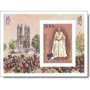 Persönlichkeiten – Briefmarken-Block postfrisch, ungezähnt, Katalog-Nr. 678, Block 46, Obervolta