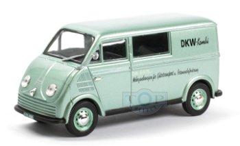 Modellauto:DKW F 89 L Schnellaster von 1954, 1:43