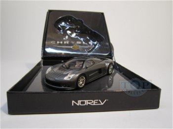 Modellauto:Chrysler ME 4.12 - Concept Car -(Norev, 1:43)