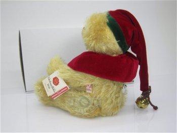 Teddy:Weihnachtsbär 2010(Hermann Teddy Original)
