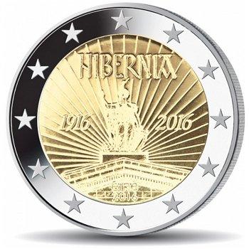 Osteraufstand, 2 Euro Münze 2016, Irland