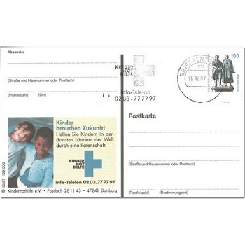 4100 Duisburg - picture postcard