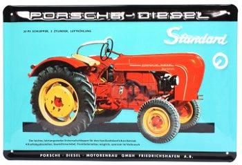 Blechschild:Porsche-Diesel Standard(30 x 20 cm)