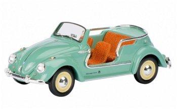Modellauto:VW Jolly Käfer(Schuco/PRO.R43, 1:43)