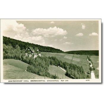 "9312 Kurort Oberwiesenthal - Postkarte ""Eschenhof"""