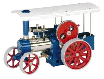 Mobile Dampfmaschine:Dampftraktor D 405(Wilesco)