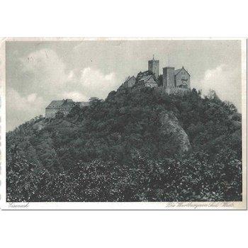 5900 Eisenach / Thuringia - Postcard