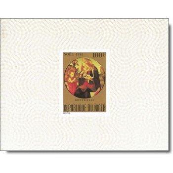 Weihnachten - 3 Luxusblocks postfrisch, Katalog-Nr. 779-781, Niger