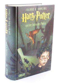 Buch:Harry Potter und der Orden des Phönix(Joanna K. Rowling)