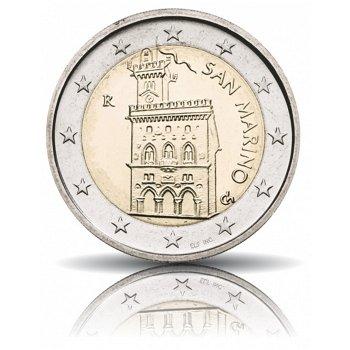 2 Euro Kursmünze 2003, San Marino