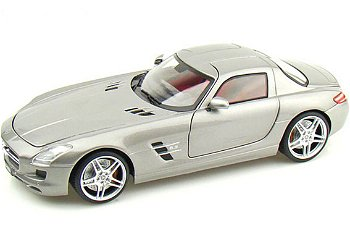Modellauto:Mercedes-Benz SLS AMG(Mondo Motors, 1:18)