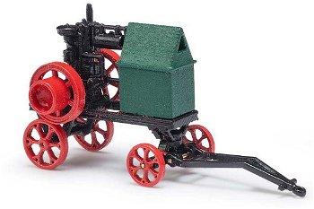 Modell:Slavia 12 HP Stationärantrieb von 1920(Busch, 1:87)
