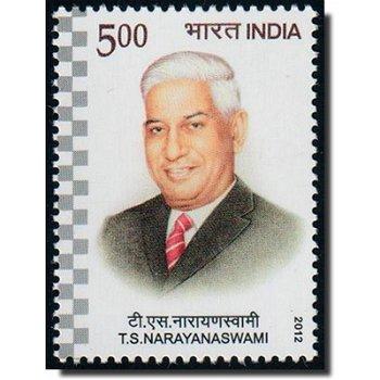 T. S. Narayanaswami - Briefmarke postfrisch, Katalog-Nr. 2680, Indien