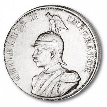 2 Rupien Deutsch-Ostafrika, Katalog-Nr. 714, Deutsche Kolonien