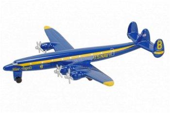 Modell-Flugzeug:Lockheed L1049G - US Navy -(Schuco, 1:600)
