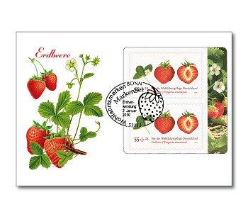 Der Erdbeer-Beleg, Deutschland