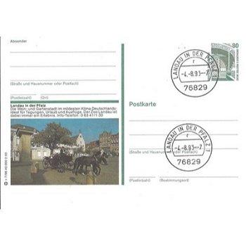 6740 Landau in the Palatinate - picture postcard